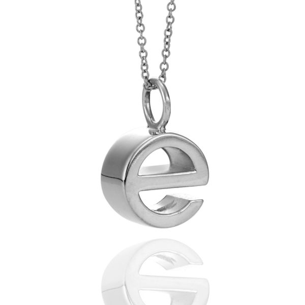 QWERTYs e with chain
